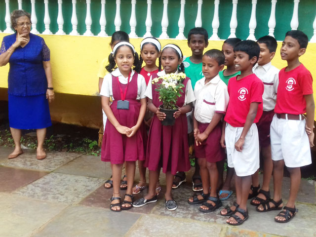 World Environment Day at Don Bosco School, Dabolim
