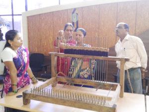 Doormat Production Skill Training, Sindhudurg