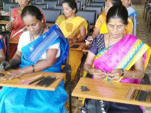 Incense Sticks Production Skill Training, Sindhudurg