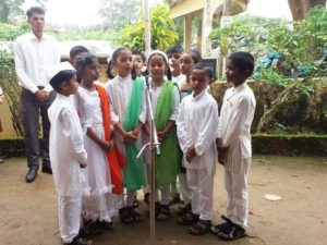 Independence Day Celebrations, Don Bosco Dabolim