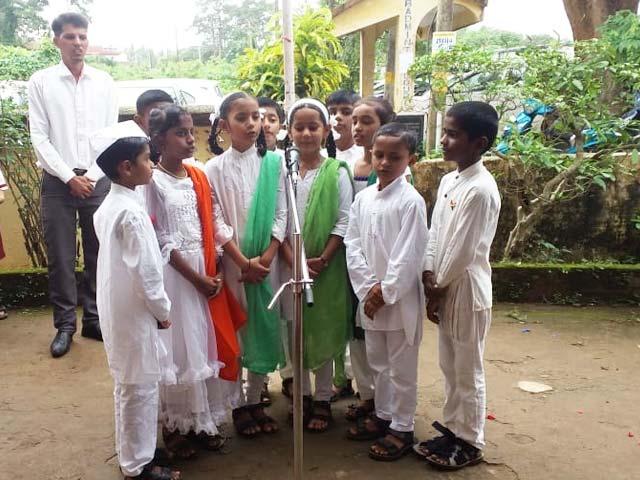 Independence Day Celebrations at Don Bosco, Dabolim