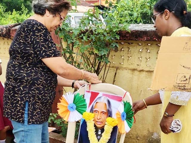Dr. A.P.J. Abdul Kalam (Green House) Day