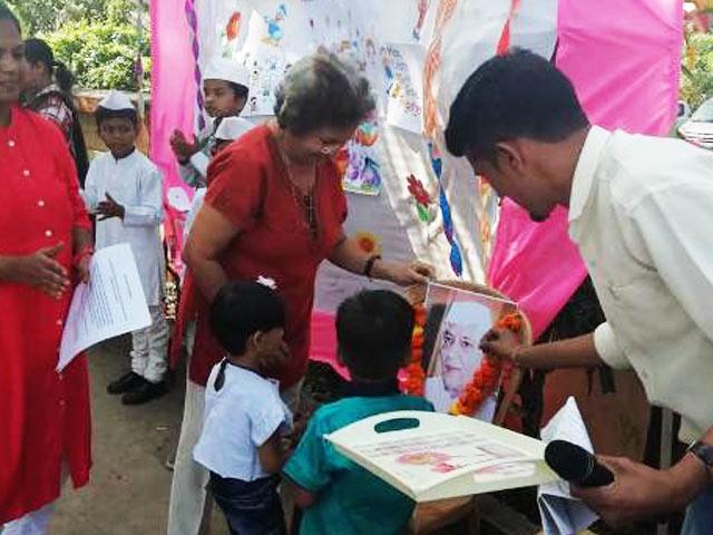 Children's Day Celebrations at Don Bosco School, Dabolim, Goa.
