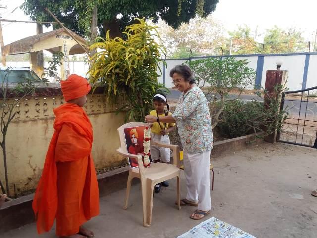 Yellow House Assembly – Swami Vivekananda Day – National Youth Day
