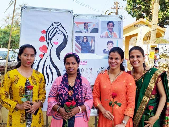 International Women's Day at Don Bosco, Dabolim